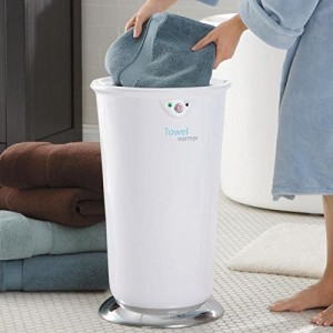 Portable Towel Warmer By Brookstone
