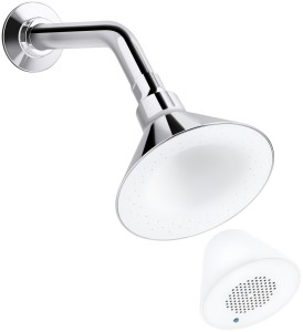 kohler moxie bluetooth shower head