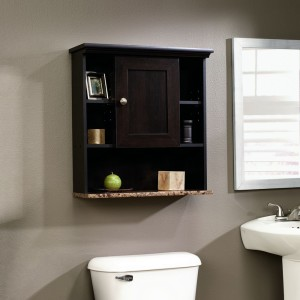 bathroom shelf over toilet