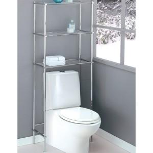 bathroom storage over toilet  sc 1 st  Shower Head & Best Over the Toilet Storage Options | Pro Shower Source