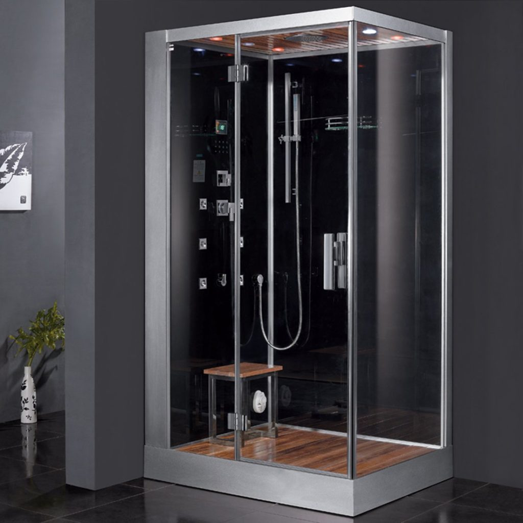 ariel steam shower review