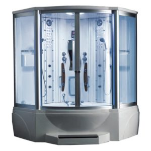 ariel steam shower reviews