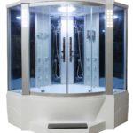 eagle bath sliding door steam shower review