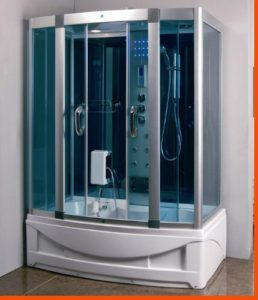 constar steam shower
