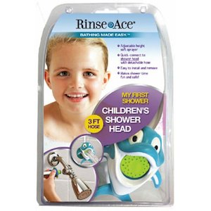 childrens shower heads