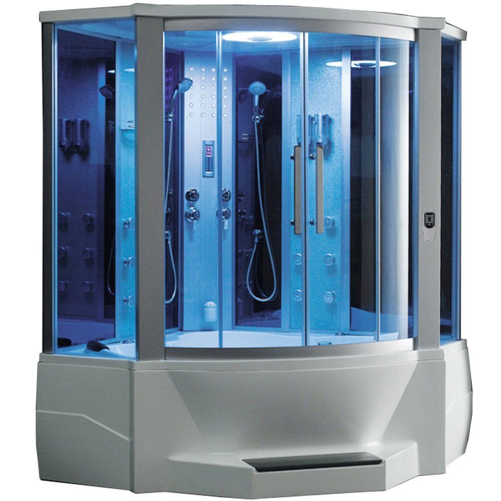 Eagle Bath Sliding Door Steam Shower Review